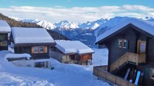 Bettmeralp: Traumhafter Winter, wenn der Schnee mal richtig liegen bleibt